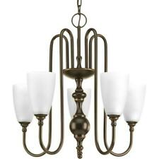 Progress Lighting Revive 5-Light Antique Bronze Chandelier