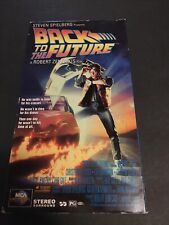 Back To The Future Vhs