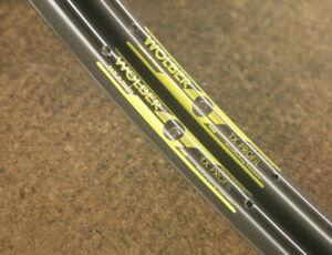 Vintage set (2) French Wolber TX Profil clincher rims rimset 700c / 36 holes