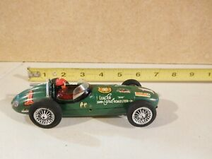Strombecker 1/32 Scale Green Slot Car Roadster #1