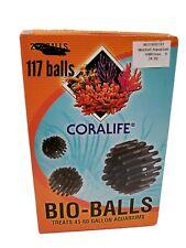 Coralife Bio Balls Biological Filter Media 1 Gallon . 117 Balls Not A Full Box