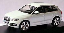 Audi Q5 8R Facelift 2012-16 White White 1:43 Schuco