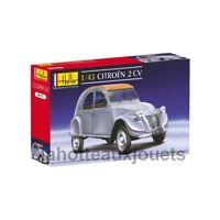 HELLER Maquette voiture  Citroën 2CV