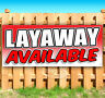 LAYAWAY AVAILABLE Advertising Vinyl Banner Flag Sign Many Sizes Available USA