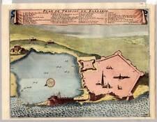 Tripolis-Libyen-Afrika-Africa-Map - DE FER 1693