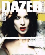 DAZED & CONFUSED March 2012 KATI NESCHER Thomas Ruff PERFUME GENIUS Skrillex EXC