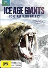 Ice Age Giants (DVD, 2014)  Brand new, Genuine & Sealed  - Free Postage D79