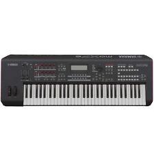 YAMAHA MOXF6 Keyboard Synthesizer Motif Music Production Workstation w/ Effects