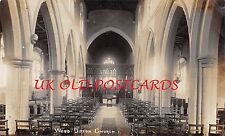 Cambridgeshire - WOOD DITTON St. Mary the Virgin Church. Real Photo Postcard