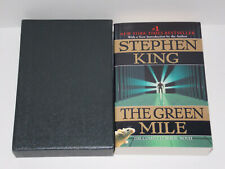 The Green Mile by Stephen King 1997 Plume 1st Edition Paperback Pb