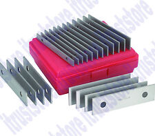 MACHINISTS PARALLEL SET – Machinist hand tools alignment tool parallels