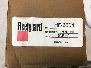FLEETGUARD HF6604 Spin-On NOS (b87)