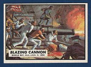 BLAZING CANNON 1962 CIVIL WAR NEWS NO 76 NRMINT+
