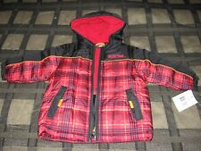 Pacific Trail 12M Kids Hooded Jacket-100% Polyester - New With Tags