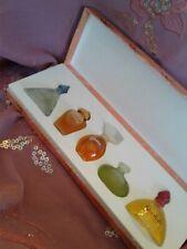 Yves Rocher Miniaturen Box Set Sammlung Rose Ispahan Cantate Shafali Nature
