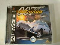 007 Racing (Sony PlayStation 1, 2000)