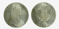 s535_353) COPY AUSTRIA - Maria Teresa d'Austria (1740-1780) - Tallero 1780 COPY