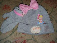 Disney Conjunto de gorro y guantes para ni/ños Toy Story Un tama/ño