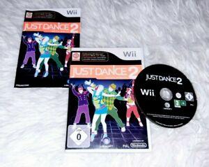 Nintendo Wii Spiel - Just Dance 2 -