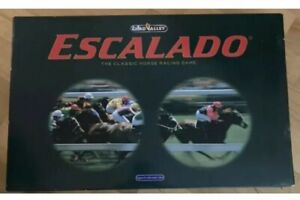 Escalado Horse Racing Game. Chad Valley, Complete, Family Fun, Excellent