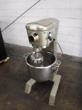 Hobart D-300 Bakery Donut Dough Mixer 30 Qt w/ Bowl, Whip 115 volts
