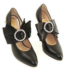 Original Gucci Pumps Schuhe Highheels Größe 38 / Strasssteine