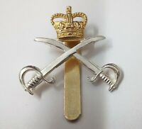 Genuine British Army Issue APTC Physical Training Corps Officers Hat Badge