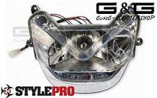Scheinwerfer mit E-Prüfzeichen CE für MBK Nitro Yamaha Aerox 50ccm und 100ccm