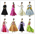 5 Set  fashion royal Doll Clothes  Ball Gown  princess Dress  For 11 in. Doll