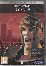 Rome Total War The Complete Edition Anthology Barbarian Invasion and Alexander