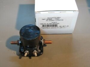 OEM Mercury Mariner Outboard Solenoid 47886 47886T FREE SHIPPING