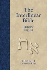 The Interlinear Bible: Hebrew-English (4 Volume Set)