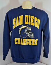 VTG Bike Athletic San Diego Chargers NFL Football Sweatshirt Mens L Made in USA