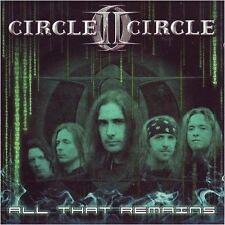 CIRCLE II CIRCLE - All That Remains CDS