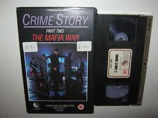 Thriller & Mystery Heist 15 Certificate VHS Films