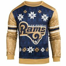 the best attitude 72d46 5aec1 Los Angeles Rams Fan Sweaters for sale | eBay