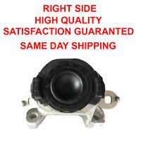 Left Engine Motor Mount Weight w Screws,Insulator For Volvo C70 S40 V50 31359779