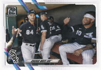 2021 Topps Series 1 #318 Chicago White Sox Team Card