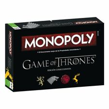 Monopoly Juego de Tronos Español - Juego de Mesa