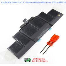 Genuine Battery A1494 for App le MacBook Retina A1398...
