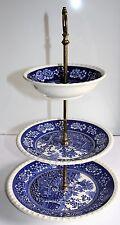 Villeroy & Boch Rusticana bleu 3 niveaux H env. 41,5 cm