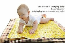 Reusable Portable Baby Changing Mat Home Travel Large Multifunction Storage Bag