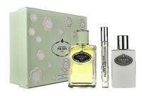 Prada Infusion d`Iris100ml Eau de Parfum &10ml EDP & 100ml Body Lotion