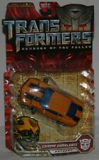 transformers ROTF cannon bumblebee deluxe MOSC