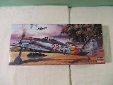 Hasegawa 1:72 Focke-Wulf fw190a-9 f/9 Model Kit OPEN 51619 SP119