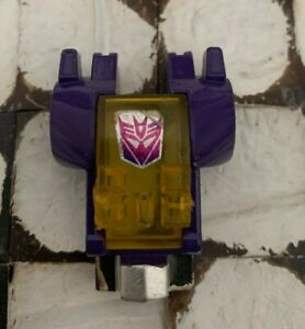 Transformers G1 Bombshell Chest Shield Insecticons Part Takara 1983 Original