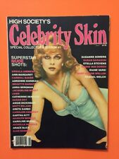 CELEBRITY SKIN First Issue SPECIAL COLLECTORS EDITION #1 MARILYN VERY GOOD