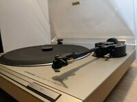 PIONEER PL-4 DIRECT DRIVE AUTO RETURN STEREO TURNTABLE Audio Technica STYLUS
