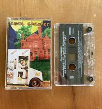"""1997 Coal Chamber """"Self-Titled"""" Cassette Tape RoadRunner Label By Roadrunner"""