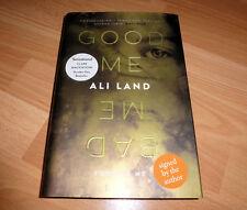 Ali Land - Good Me Bad Me - Signed 1st Edition Hardback